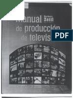 Manual de Producción de Televisión Zetti