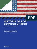 Bender Historia de Los Estados Unidos