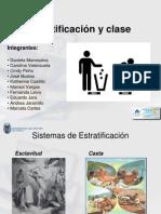 Sociologia Estratificacion y Clase