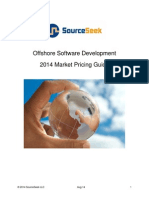 2014 Offshore Software Development Pricing Guide