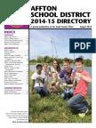 Affton School District Directory 2014-15