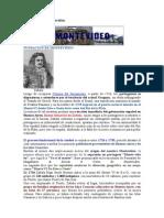 Fundación de Montevideo