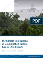 The Climate Implications of U.S. Liquefied Natural Gas, or LNG, Exports
