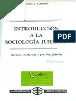 Gerlero Mario_Introducción a La Sociología Jurídica