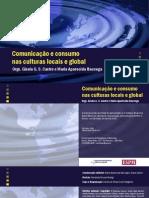 Comnicacao e Consumo Nas Culturas Locais e Global - eBook