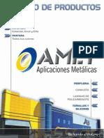 Presentacion ALUCOM Laminas Honduras