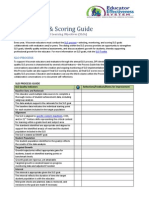 SLO Process and Scoring Guide (1)