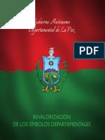 Revalorización Símbolos La Paz