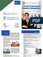 EPBM 19 Brochure