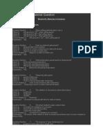 Module 06. Materials & Hardware