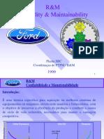 Confiabilidade e Manutenabilidade FORD