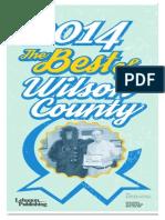 Best of Wilson County 2014