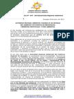 Boletin de Prensa 007 - 2014- Día Mundial Del Ambiente