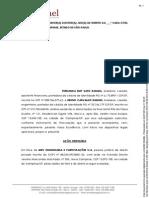 Modelo de peticao incial - direito civil
