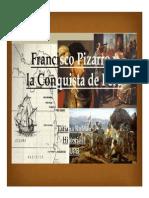 Unidad 1 Francisco Pizarro y La Conquista Del Perú - Tatiana Roldán
