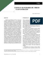 37.PDF o Tabu Do Incesto e Os Olhares de Freud