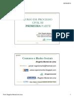 Curso de Direito Processual Civil III - 1 Parte - Recursos - Parte Geral - Princípios - Pressupostos - Aula 2 - Para Os Alunos