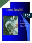 Concrete Demystified