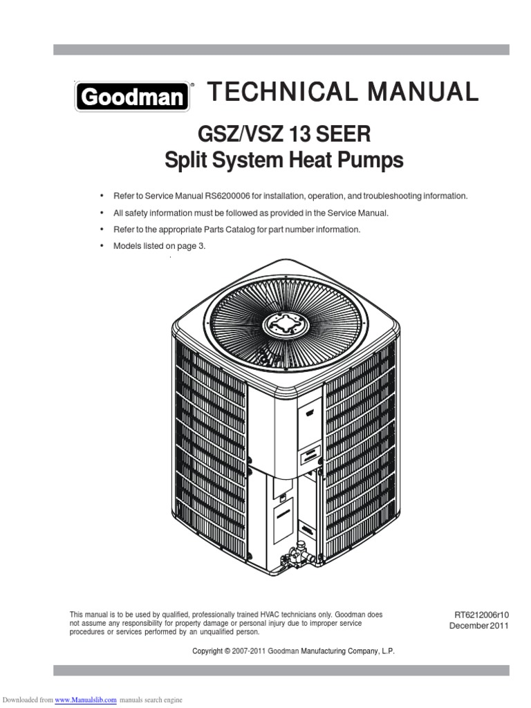 Funky Very Best Goodman Furnace Wiring Diagram Free Download Mold ...