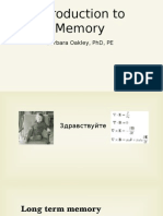 1-6 Introduction to Memory
