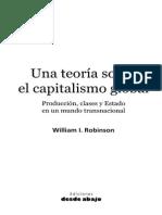 Una Teoria Sobre Capital Global