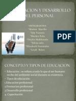 Capacitacion y Desarrollo Del Personal.pptx Exposicion