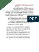 Hacia Una Fundamentación Filosófica de Los Derechos Humanos. Carlos Eduardo Maldonado.