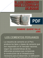 Los Cementos Peruanos