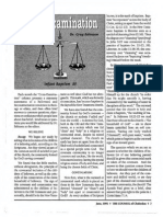 1993 Issue 5 - Cross-Examination, Infant Baptism Part 3 - Counsel of Chalcedon