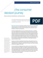Digitizing the Consumer Decision Journey