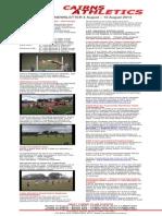 Cairns Athletics Newsletter