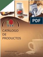DXN.españa - Catálogo de Productos