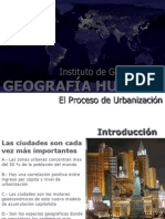 5.+El+Proceso+de+Urbanización