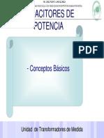 Capacitores de Potencia, Conceptos Básicos.pdf