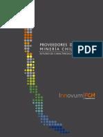 Estudio de Caracterizacion de Proveedores de La Mineria 2014