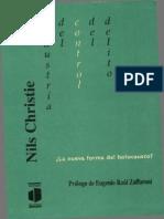 La Industria Del Control Del Delito - Nils Christie.pdf