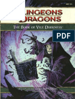 The Book of Vile Darkness 4th Edition - Dungeon Master's Book