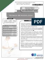 Prova Tecnico Radiologia