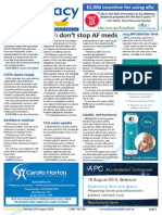 Pharmacy Daily for Tue 05 Aug 2014 - NSF