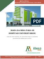 Mapa Mina Curso Reta Final Enfermagem Conteúdo Concurso HU-EBSERH-1