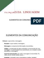 Funções Da Linguagem Aula o1