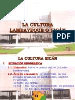 La Cultura Lambayeque o Sicán