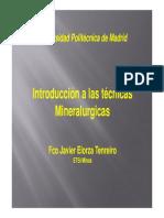 04-TecnicasMineralurgicasFranciscoJavierElorza