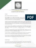 22-03-2010 El Gobernador Guillermo Padrés se reunió con autoridades de la secretaría del trabajo, secretaría de economía, gobernación y la empresa Grupo México. B031095