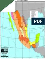 Regiones fisiográficas de México