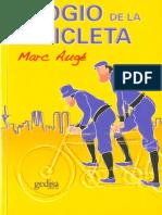 Auge, M. Elogio de La Bicicleta.
