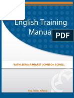 English Training Manual