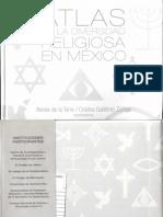 Atlas de La Diversidad Religiosa en México