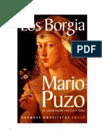 Puzo Mario - Los Borgia [Doc]
