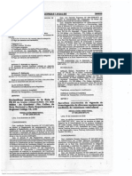 Publicacion en Peruano Hga